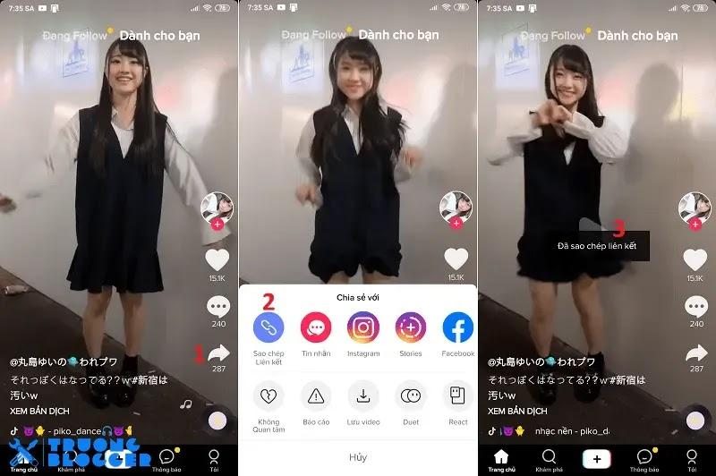 Cách tải video Tiktok không có WaterMark trên Android