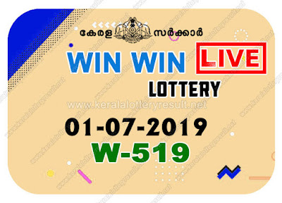 KeralaLotteryResult.net, kerala lottery kl result, yesterday lottery results, lotteries results, keralalotteries, kerala lottery, keralalotteryresult, kerala lottery result, kerala lottery result live, kerala lottery today, kerala lottery result today, kerala lottery results today, today kerala lottery result, Win Win lottery results, kerala lottery result today Win Win, Win Win lottery result, kerala lottery result Win Win today, kerala lottery Win Win today result, Win Win kerala lottery result, live Win Win lottery W-519, kerala lottery result 01.07.2019 Win Win W 519 01 JULY 2019 result, 01 07 2019, kerala lottery result 01-07-2019, Win Win lottery W 519 results 01-07-2019, 01/07/2019 kerala lottery today result Win Win, 01/7/2019 Win Win lottery W-519, Win Win 01.07.2019, 01.07.2019 lottery results, kerala lottery result JULY 01 2019, kerala lottery results 01th JULY 2019, 01.07.2019 week W-519 lottery result, 1.7.2019 Win Win W-519 Lottery Result, 01-07-2019 kerala lottery results, 01-07-2019 kerala state lottery result, 01-07-2019 W-519, Kerala Win Win Lottery Result 1/7/2019