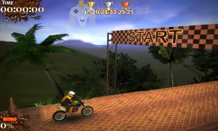 تحميل لعبة الدراجات النارية Super Motocross للكمبيوتر برابط مباشر