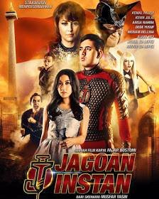 Jagoan Instan (2016) Full Movie
