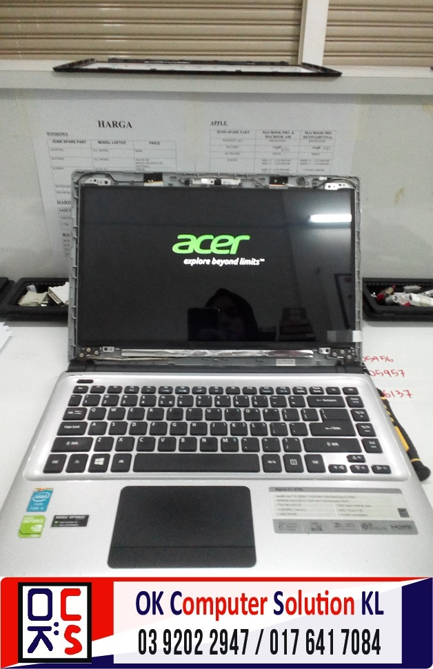 [SOLVED] AUTO SHUTDOWN ACER E1-472 | REPAIR LAPTOP CHERAS 4