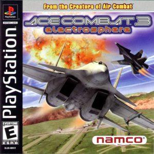 Baixar Ace Combat 3: Electrosphere (1999) PS1 Torrent