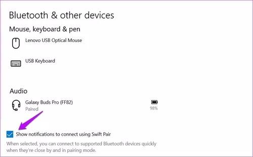 شرح توصيل سماعات Samsung Galaxy Buds Pro