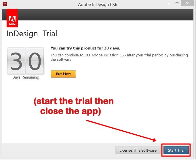 adobe indesign cs6 download trial