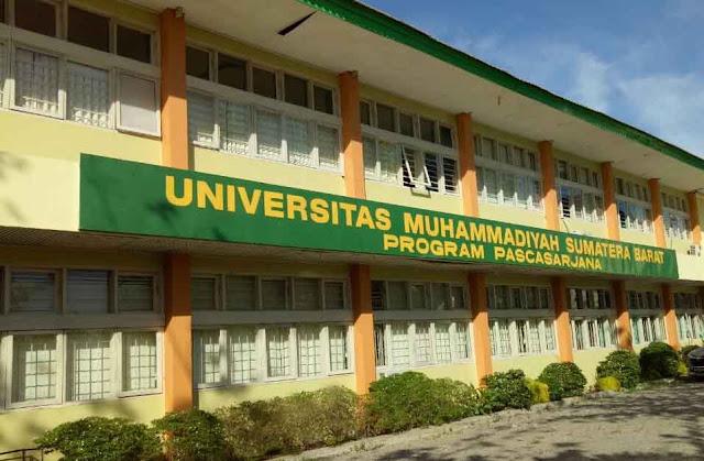 Perguruan Tinggi Swasta di Sumatra Barat