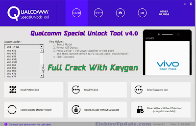 Qualcomm Special Unlock Tool v4.0 full Crack Download