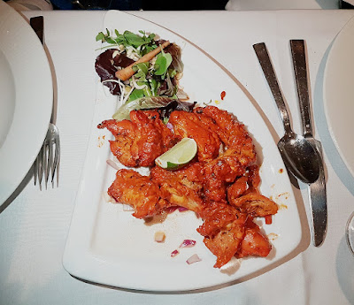 The Painted Heron - Sweet Chilli Tikka