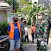 Aparat TNI Kodim Cilacap Dampingi Tim Kesehatan Lakukan Penjemputan PDP dan Kegiatan Rapid Test