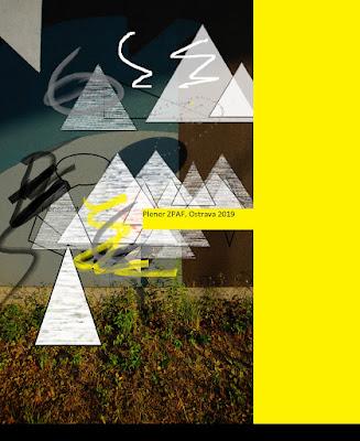 """""""Obraz jest wszystkim"""" - esej o obrazach wytworzonych. Plener ZPAF Okręg Śląski, Ostrawa 2019. Tekst i fotografie: Łukasz Cyrus, 2019."""