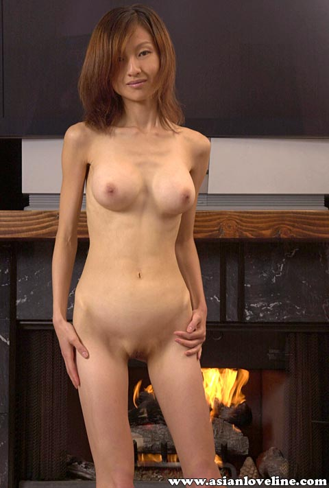 Tight nude asian bodies