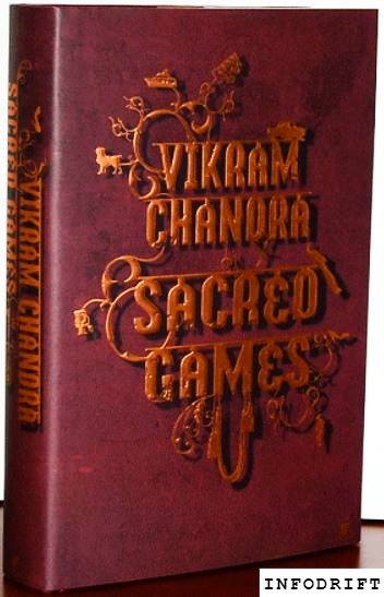 Sacred games book