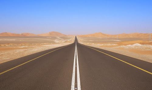 A reta mais longa do mundo