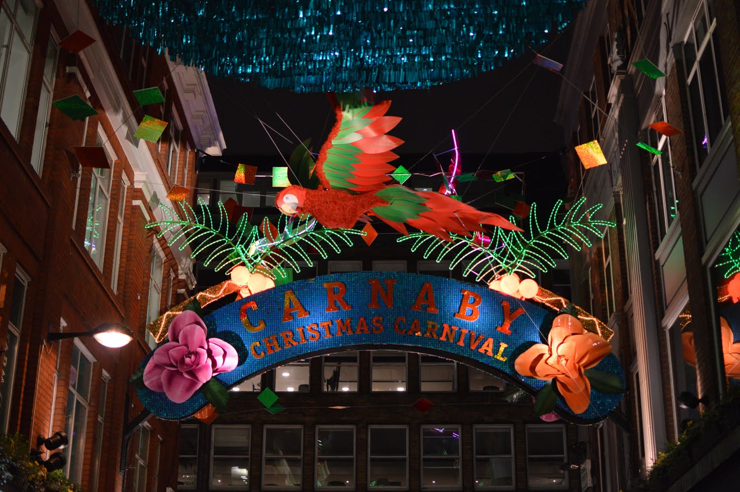 Carnaby Christmas Carnival