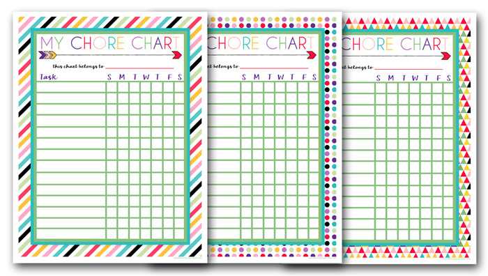 photo relating to Printable Job Chart known as Cost-free Printable Chore Charts i really should be mopping the area