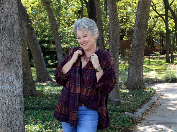 Styling a Free People Flannel Shirt