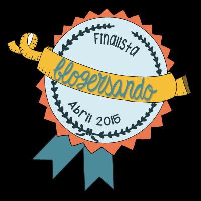Finalista Abril 2015 blogersado