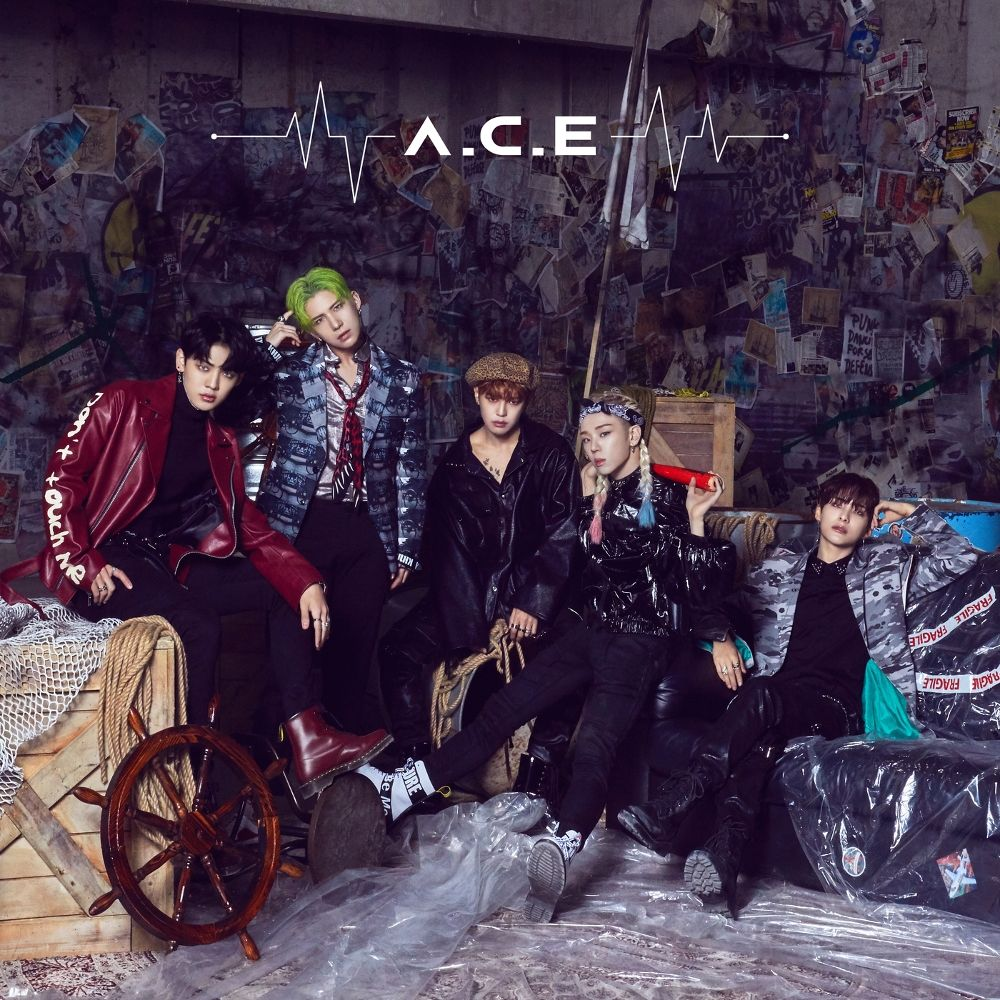 A.C.E – UNDER COVER : THE MAD SQUAD – EP (ITUNES MATCH AAC M4A)