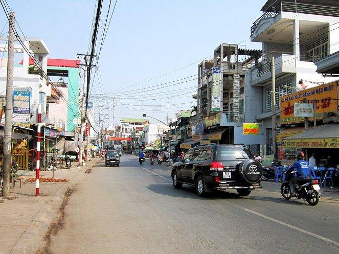 Giá đất huyện Phú Tân An Giang