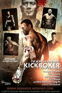 Nonton Kickboxer: Vengeance (2016)