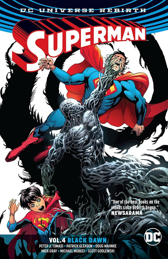 superman dc rebirth