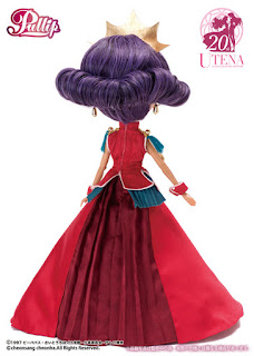 "Pullip de Anthy Himemiya de ""Revolutionary Girl Utena"" - Groove Inc"