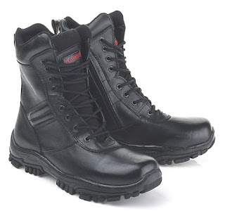 Sepatu Safety Model Boots Bertali LBU 712