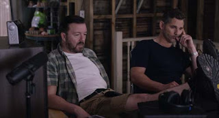 Ricky Gervais, Eric Bana in Special Correspondents