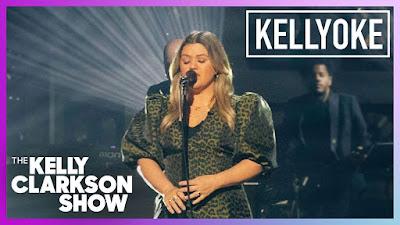 Kelly Clarkson Brings Kellyoke To An R&B Stellar 1990s Visit. Covering SWV Iconic 'Weak'! 🕯🌟🎶🎙🎭 Via, The Kelly Clarkson Show.