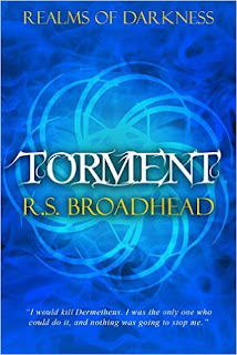Torment - an exciting paranormal by R.S. Broadhead