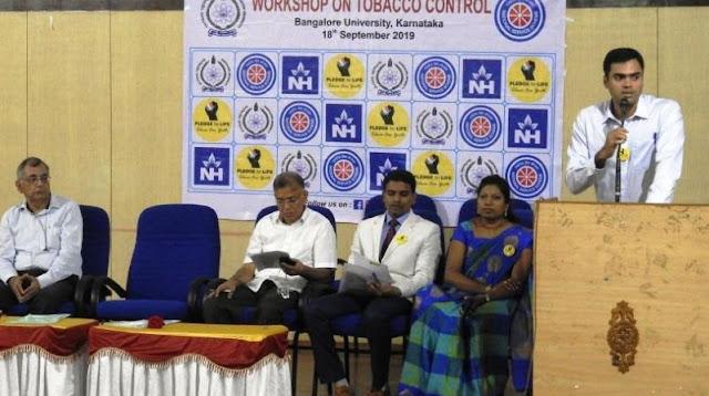 कर्नाटक में हर दिन तंबाकू के कारण 140 लोगों की मौत - newsonfloor.com