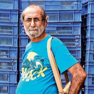 MEET AABID SURTI INDIA'S 84-YEAR-OLD WATER WARRIOR