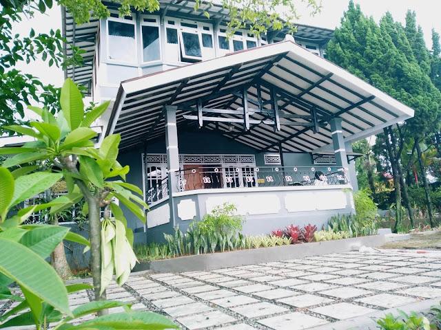 Villa Bukit Sentul WMS