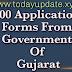 100 form pdf of Gujarat stat