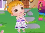 Baby Hazel Backyard Party |Juegos de chicas