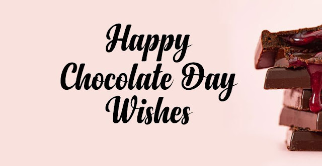 chocolate day to my husband