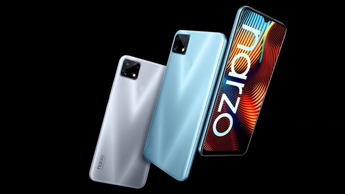 REALME NARZO 20, find out the price and features