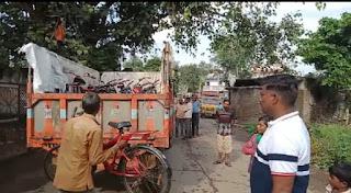 ग्राम बिरोदा मे सायकल चोर का पुलिस ने किया पर्दाफाश