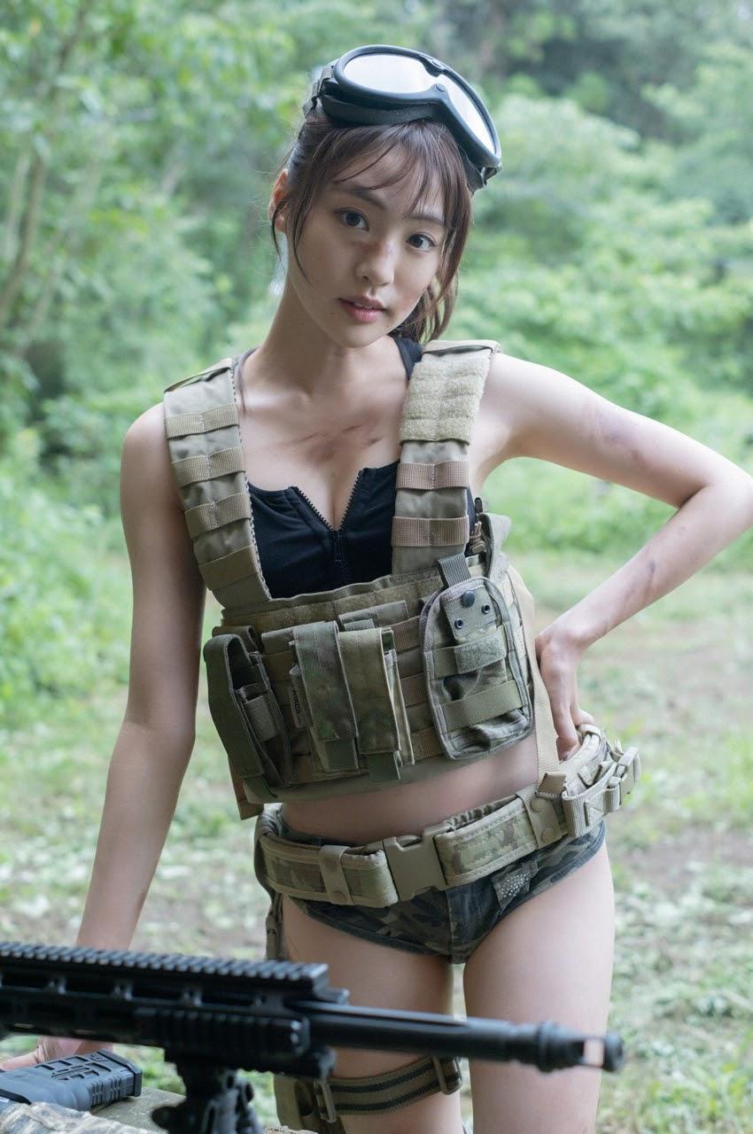 [WPB-net] Extra EX956 Yuumi Shida 志田友美 & Too dangerous girl 危険すぎる女