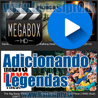 Tutorial - Como adicionar legendas nos Filmes e Séries, usando o MX Player Pro para Android