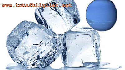 buz ile su arası iyonik buz