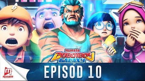 BoBoiBoy Galaxy Episode 10 - Ujian KENTAL
