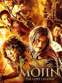 Mojin: The Lost Legend 2015 Dual Audio 720p BluRay