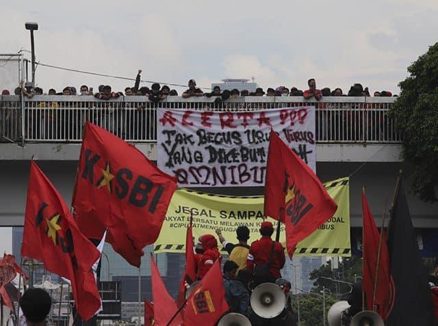 Andi Arief: Omnibus Law Bertentangan dengan Ajaran Soekarno, PDIP Baca Nggak?
