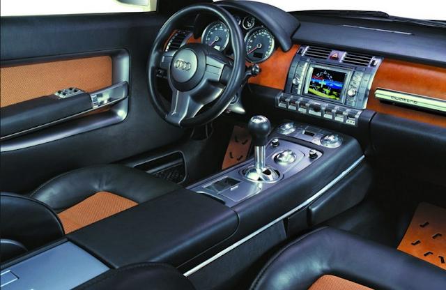 2017 Audi Q8 Specs
