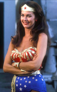 gambar Lynda Carter wonder woman