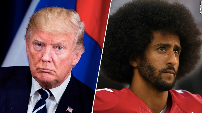 Kaepernick Should Have Another Chance In The NFL, Says Trump