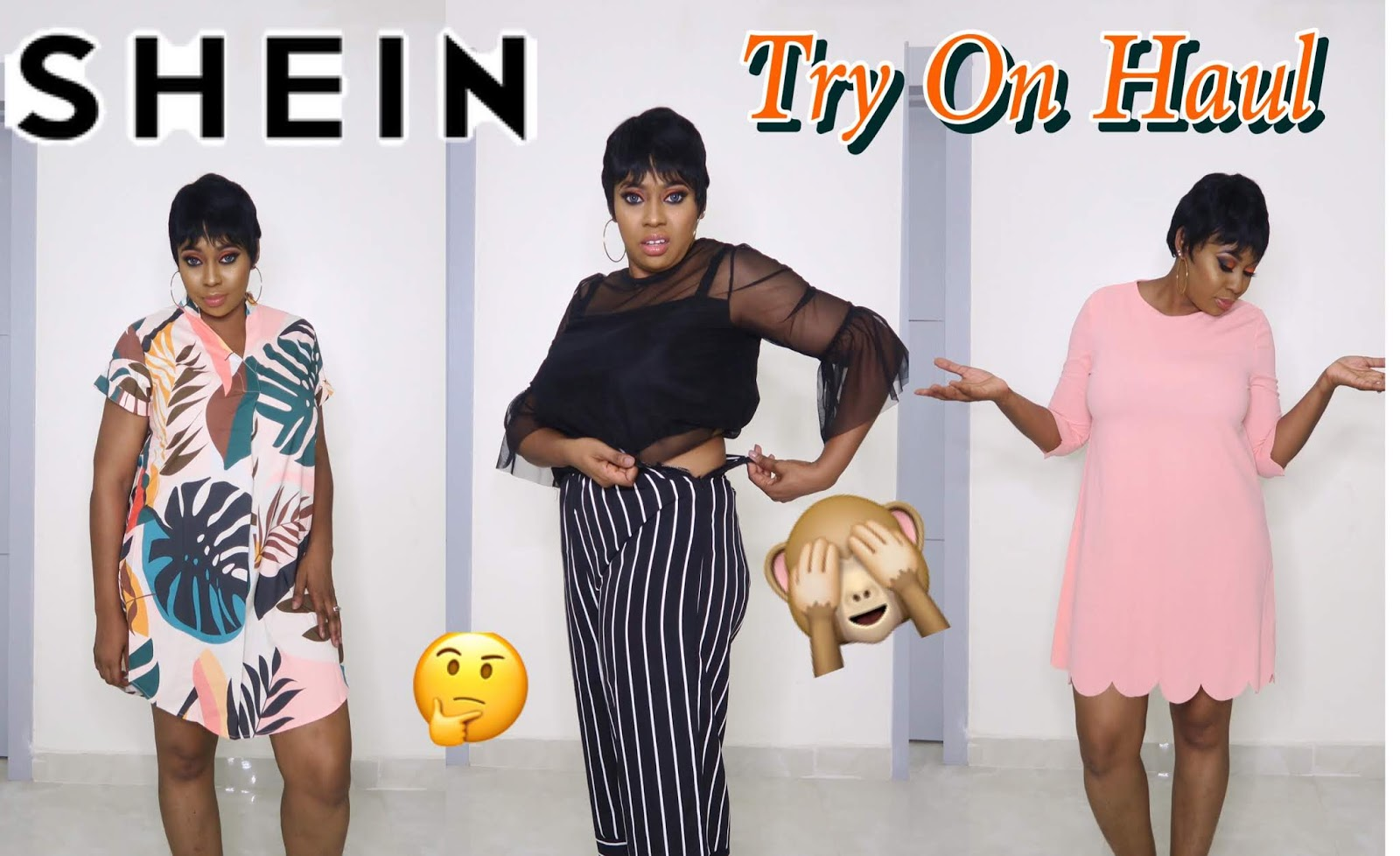6177053666 Hey everyone, so today's video is my very first try on haul and also my  honest opinion about Shein. I ordered 6 items and I stated the discounted  prices in ...