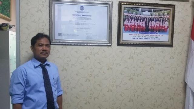 SDI Al Azhar BSD, Rangking Pertama Peringkat Akreditasi A Se-Banten