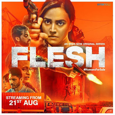 Flesh web series Wiki, Cast Real Name