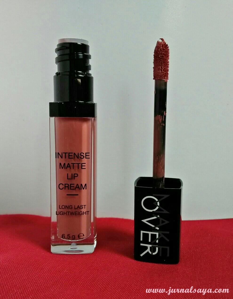 Mencicip 3 Lip Cream Kakak Beradik Jurnalsaya Wardah Intense Matte Lipstik No9 Review Make Over Vanity